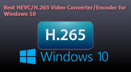 Windows movie encoder