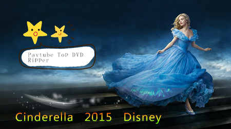 rip cinderella dvd Perfectly Rip Disney's DVD Movie Cinderella 2015 for Long Trip