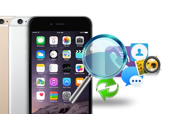recover data Free Ways to Recover Lost Data on iPhone