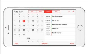 Recover Lost Calendar On Iphone
