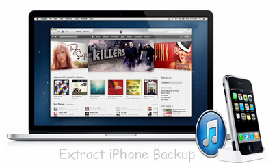 itunes on mac Can I use my Mac to check my last iPhone backup?