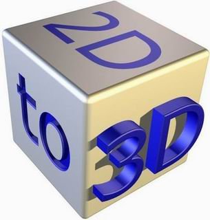 2D 3D Movie Tips: The best way to convert all 2D videos to 3D SBS MP4.