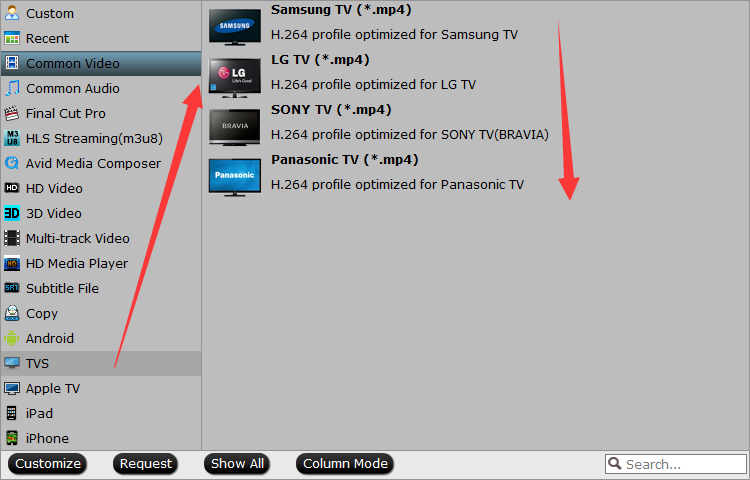 Play 3D AVI files on Samsung 3D TV? – Samsung Gadgets