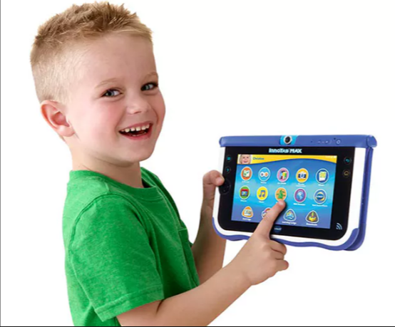Watch DVD movies on VTech InnoTab Max Kids Tablet